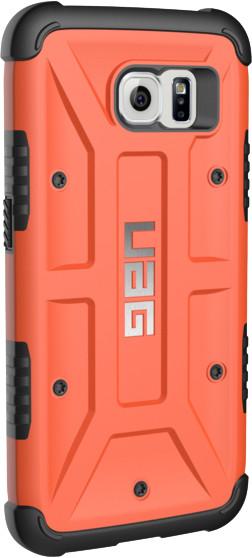 UAG composite case Outland, orange - Galaxy S6