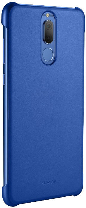 Huawei Original PU Protective Pouzdro pro Mate 10 Lite (EU Blister), modrá
