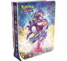 Karetní hra Pokémon TCG: Sword and Shield Battle Styles - Mini Porfolio + Booster (10 karet) - 820650808319