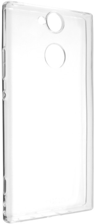 FIXED TPU gelové pouzdro pro Sony Xperia XA2, čiré
