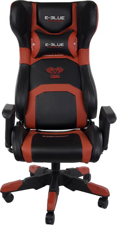 E-Blue Cobra, černá/červená