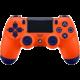Sony PS4 DualShock 4 v2, oranžový  + 300 Kč na Mall.cz