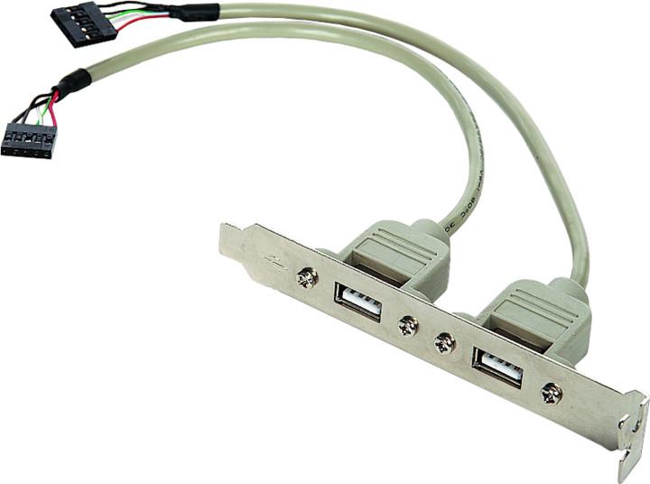 Gembird USB přídavné Porty pro MB