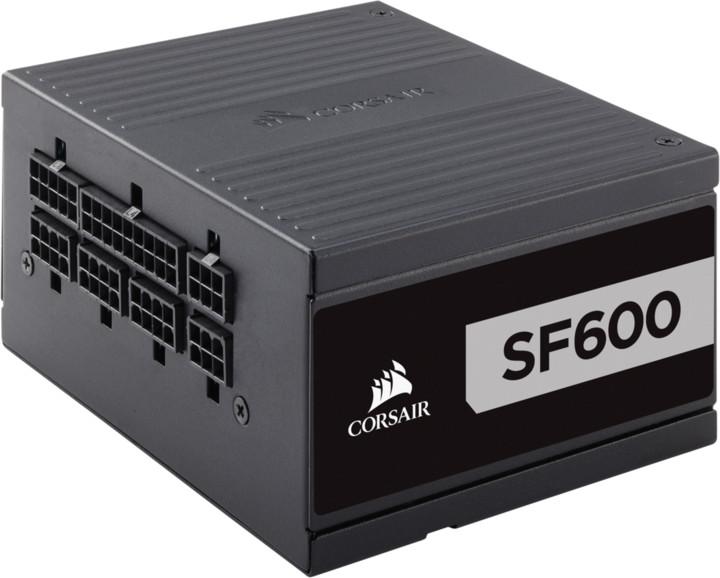 Corsair SF Series SF600 - 600W