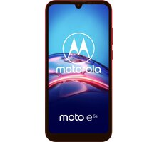 Motorola Moto E6s Plus, 4GB/64GB, Sunrise Red - MOTOE6SPLUSRED