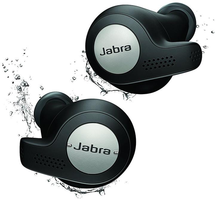 Jabra Elite Active 65t, černá