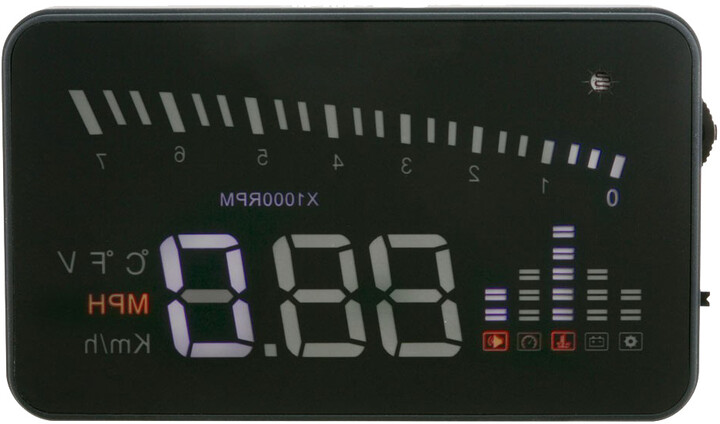 Scosche 3 OBD Combo Heads-Up Display