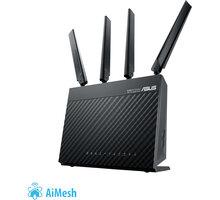 ASUS 4G-AC68U, Wi-Fi AC1900 Dual-band LTE Modem Router Aimesh system - 90IG03R1-BM2000