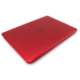 KMP ochranný obal pro 12'' MacBook, 2015, červená