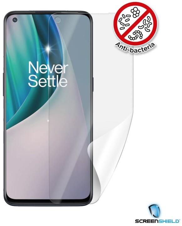 Screenshield ochranná fólie Anti-Bacteria pro OnePlus Nord N100