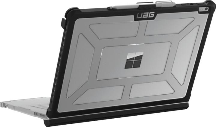 UAG Plasma case Ice, clear - Surface Book (2)