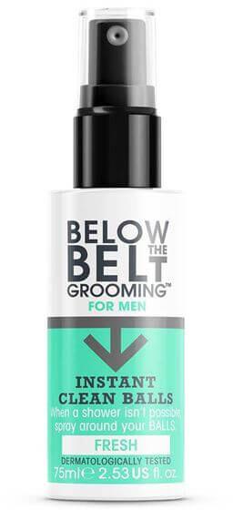 Mycí sprej Below the Belt Fresh, pro muže, na intimní partie, 75 ml