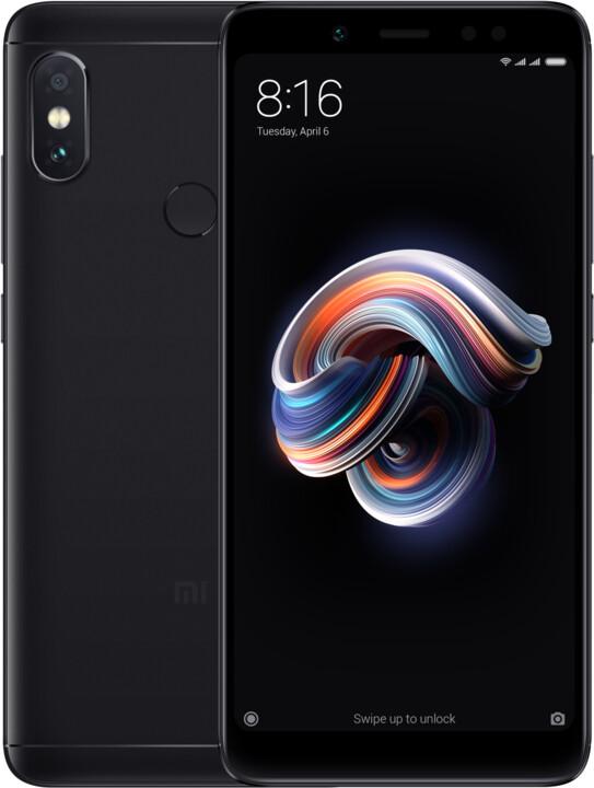 Xiaomi Redmi Note 5, 64GB, černá
