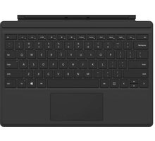 Microsoft Type Cover pro Surface Pro, ENG, černá - FMM-00044