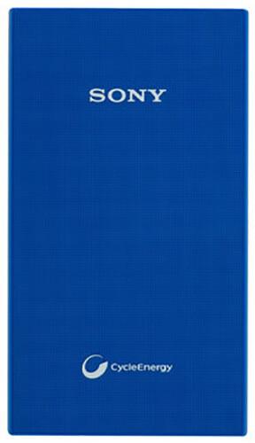 Sony CP-E6B Powerbank, 5800mAh, modrá
