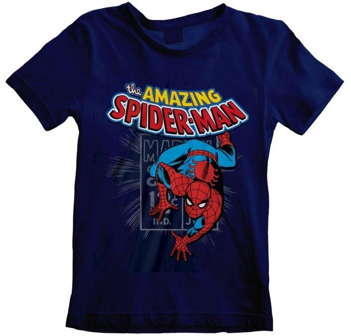 Tričko Marvel: Spider-Man - Amazing Spider-Man, dětské (9-11 let)