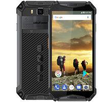 UleFone Armor 3W, 6GB/64GB, Black - ULEFARMOR3WBK