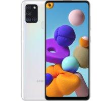 Samsung Galaxy A21s, 4GB/128GB, White - SM-A217FZWUEUE