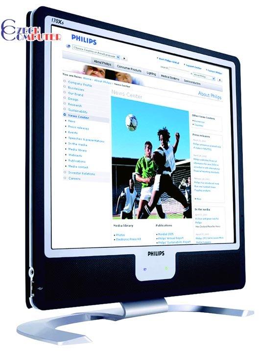 "Philips 170X6FB - LCD monitor 17"""
