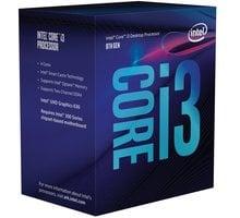 Intel Core i3-8100  + 100Kč slevový kód na LEGO (kombinovatelný, max. 1ks/objednávku)