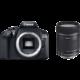 Canon EOS 1300D + 18-135 IS  + Paměťová karta SDHC 32GB Kingston (class 10) v ceně 439 Kč