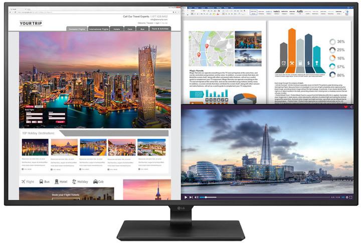 """LG 43UD79-B - LED monitor 43"""""""