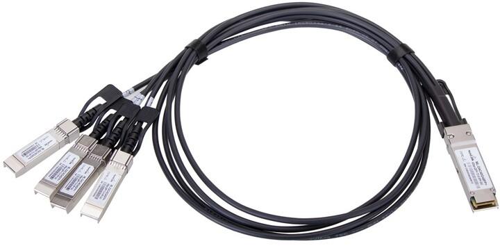 MaxLink DAC SFP kabel ML-DAC40G4SFP+2, 40G, 2m