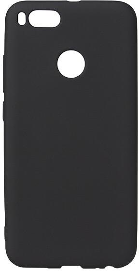 EPICO pružný plastový kryt pro Xiaomi Mi A1 EPICO GLAMY - černý