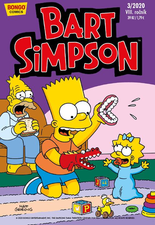 Komiks Bart Simpson, 3/2020