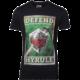 Tričko The Legend of Zelda - Propaganda Sword and Shield (XL)