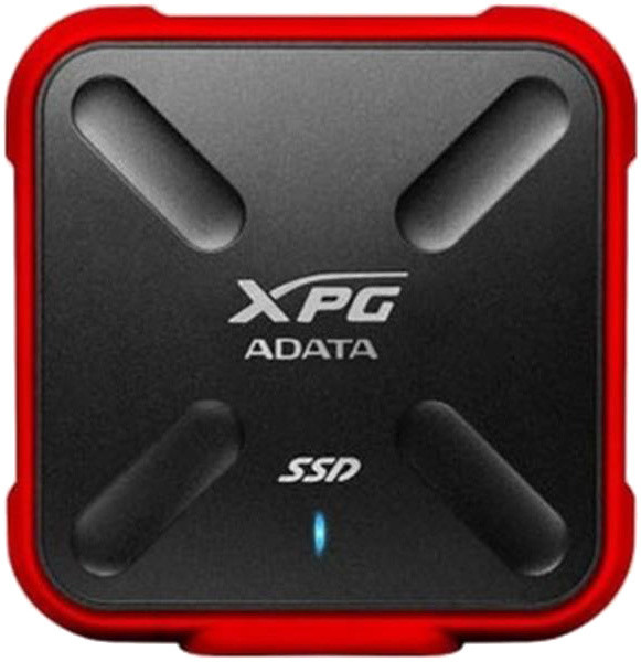 ADATA ASD 700X - 512GB, černá