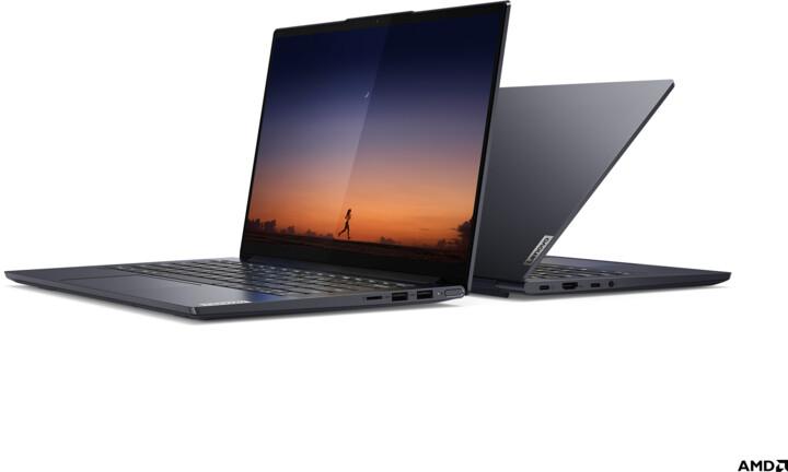 Lenovo Yoga Slim7 14ARE05, šedá