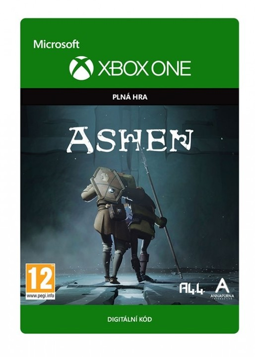 Ashen (Xbox ONE) - elektronicky