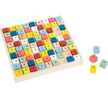 Desková hra Small Foot Sudoku, dřevěné - LE11164