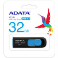 ADATA UV128 32GB černá/modrá