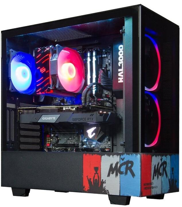 HAL3000 MČR 2020 Pro, černá