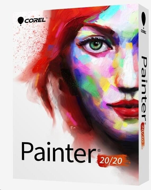 Corel Painter 2020 ML Upgrade