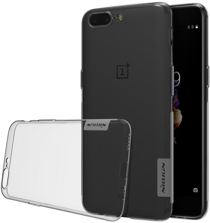 Nillkin Nature TPU pro OnePlus 5, Grey