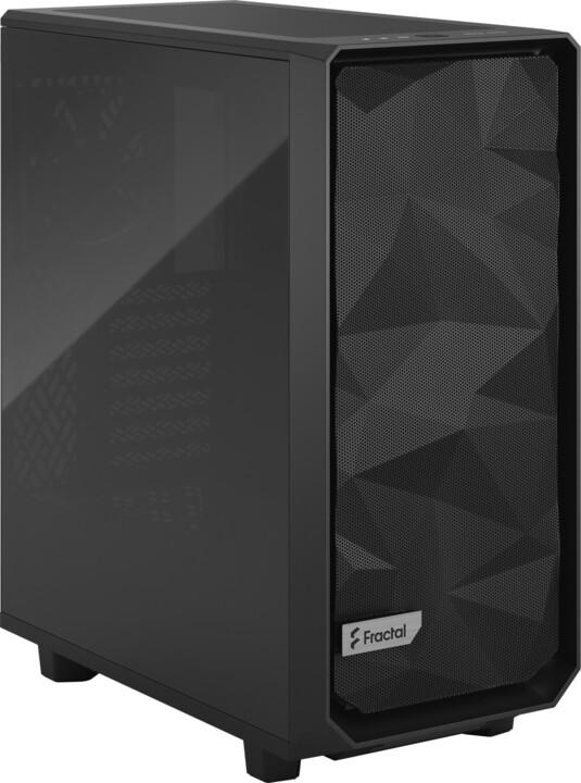 Fractal Design Meshify 2 Compact Black TG Dark Tint