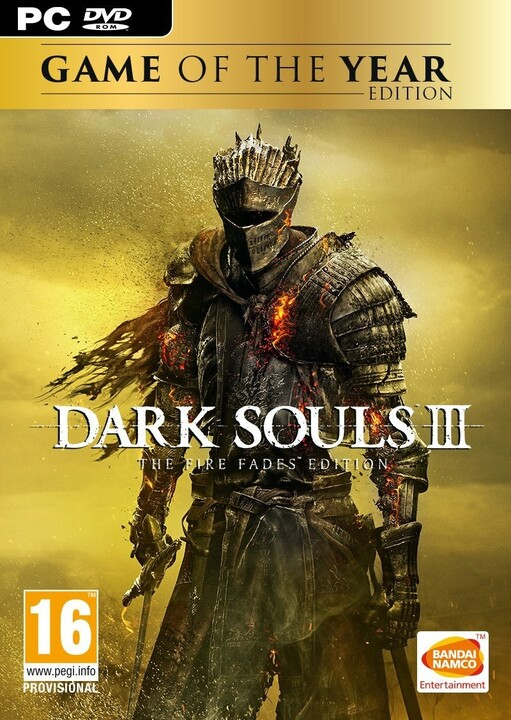 Dark Souls III: The Fire Fades Edition - GOTY (PC)