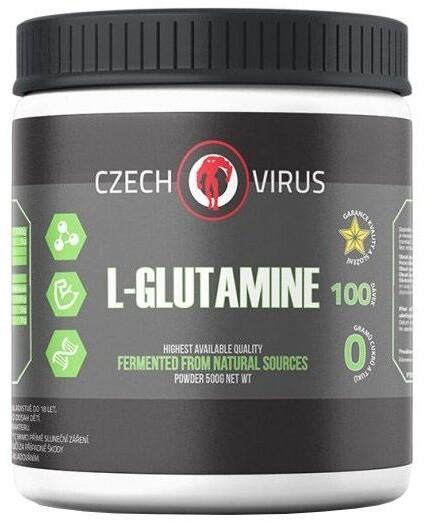 Doplněk stravy L-Glutamin, 500g