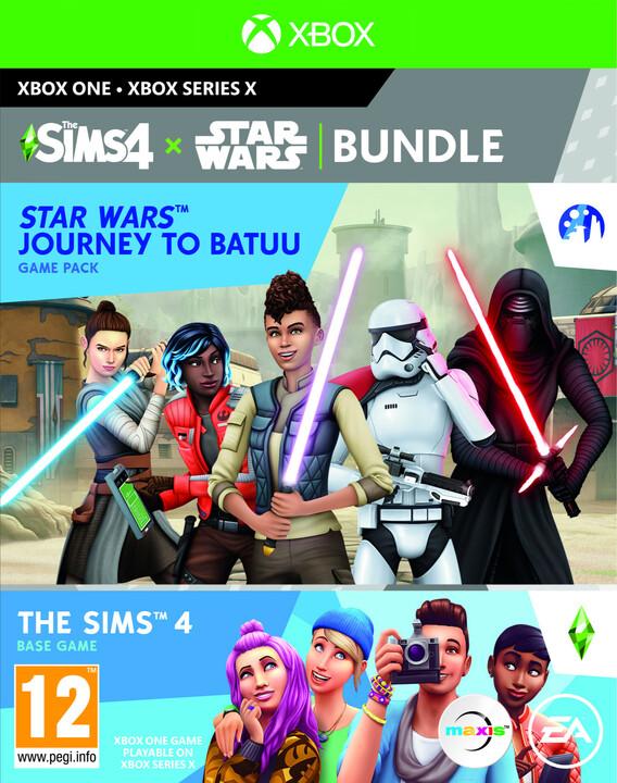 The Sims 4 + Star Wars: Výprava na Batuu (Xbox ONE)