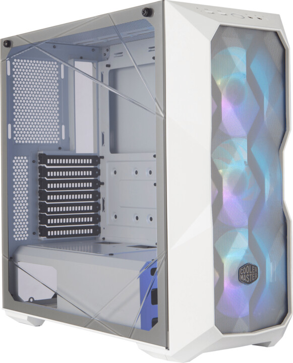 Cooler Master MasterBox TD500 Mesh White