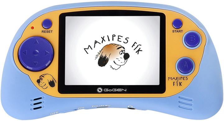 GoGEN MAXI FOTO HRY 150 Maxipes Fík, modrá