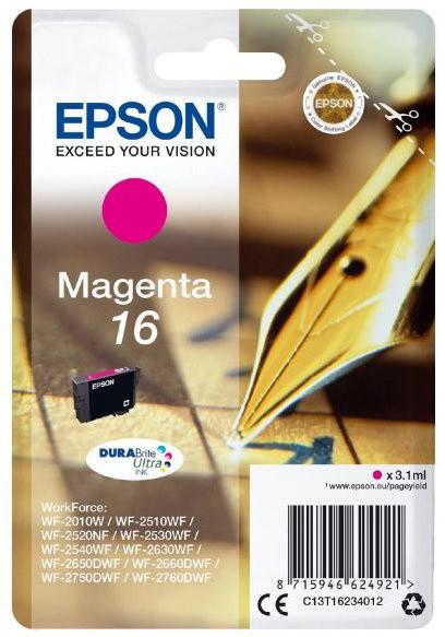 Epson C13T16234012, Durabite 16, magenta