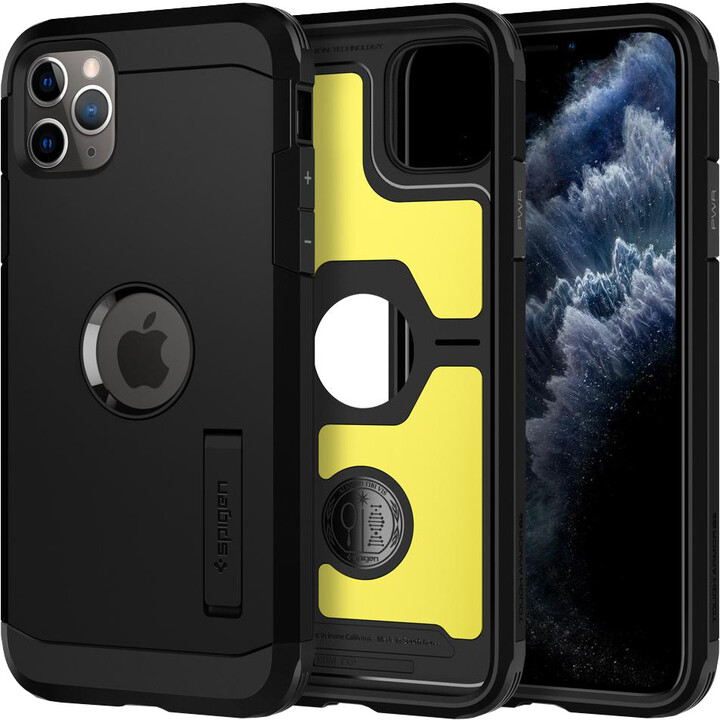 Spigen Tough Armor iPhone 11 Pro Max, černá
