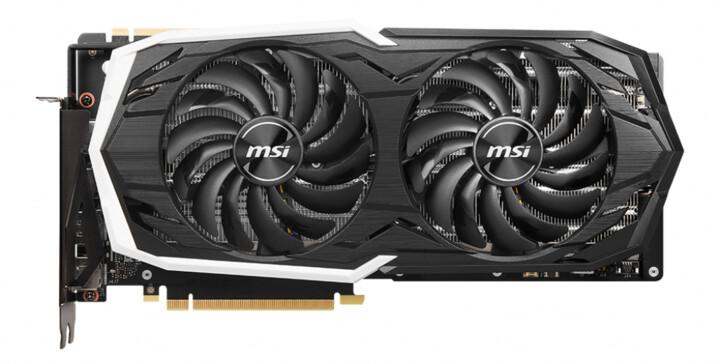 MSI GeForce RTX 2070 SUPER ARMOR OC, 8GB GDDR6