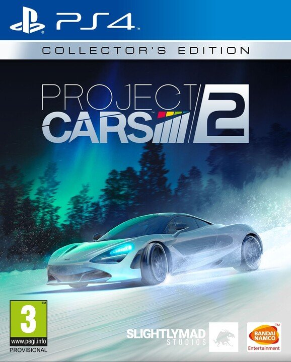 Project CARS 2 - Collector's Edition (PS4)