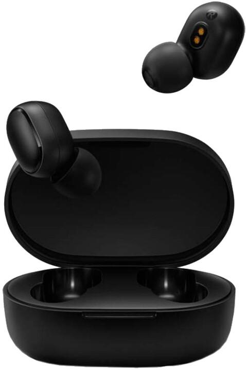 Xiaomi Mi True Wireless Earbuds 2 Basic, černá