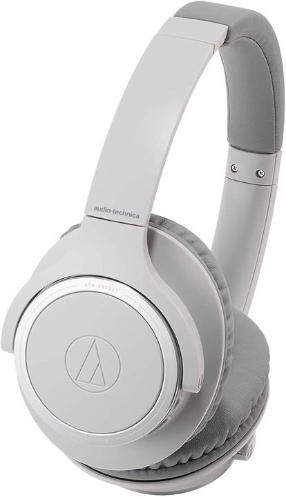 Audio-Technica ATH-SR30BT, šedá